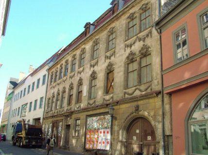 Wohn- und Geschäftshaus im historischen Altstadtkern von Halle