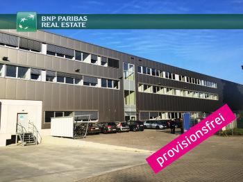 Büro- und Lagergebäude in Norderstedt  - Garstedt