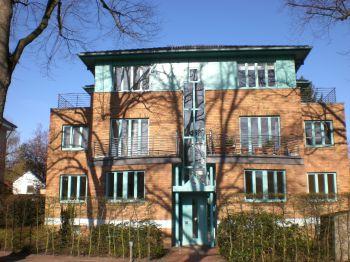 Penthouse in Hamburg  - Volksdorf