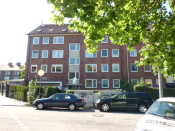 Erdgeschosswohnung in Hamburg  - Hamm