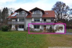 Erdgeschosswohnung in Kochel  - Ried