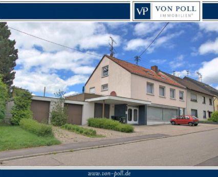 Mehrgenerationenhaus mit Bauplatz in Hanweiler