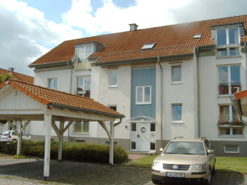 Wohnung in Gerwisch