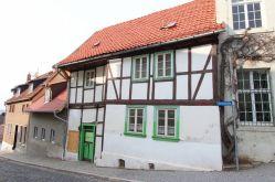 Reihenmittelhaus in Quedlinburg  - Gernrode
