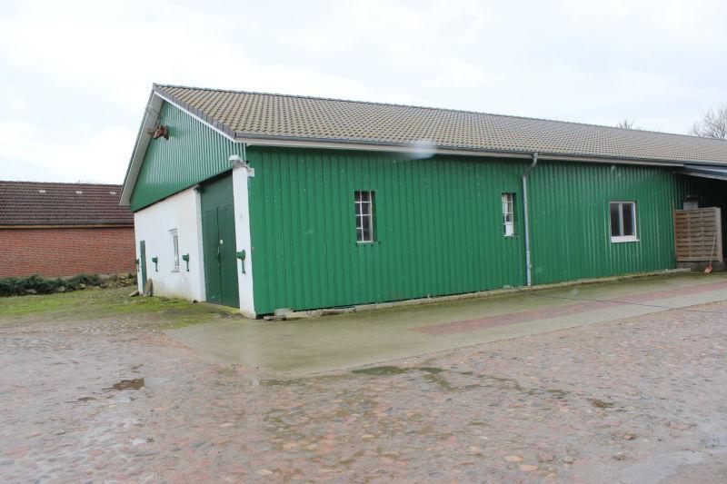 Ebenerdige Produktions Lagerhalle B�rotrakt Mieter - Gewerbeimmobilie mieten - Bild 1
