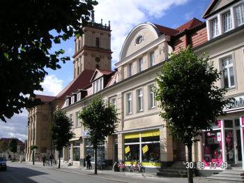 Bürofläche in Neustrelitz  - Stadtmitte