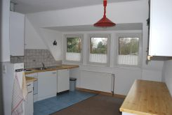 Dachgeschosswohnung in Höxter  - Ottbergen