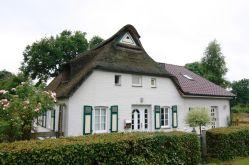 Reetdachhaus in Osterholz-Scharmbeck  - Scharmbeckstotel