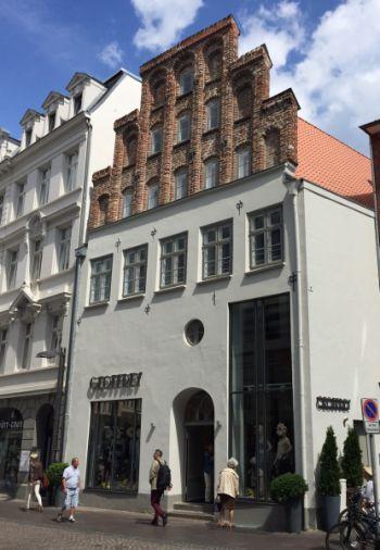 Maisonette in Lübeck  - Innenstadt