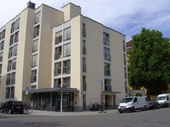 Tiefgaragenstellplatz in München  - Schwabing-Freimann