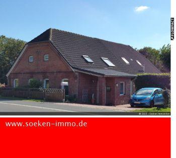 Doppelhaushälfte in Hinte  - Groß-Midlum