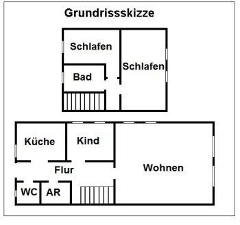 Etagenwohnung in Ebersdorf  - Ebersdorf
