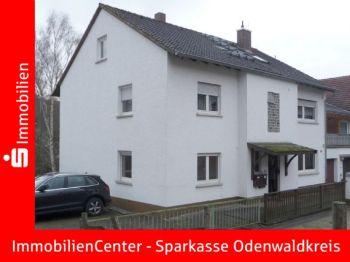 Zweifamilienhaus in Bad König  - Nieder-Kinzig