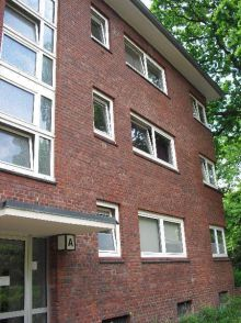 Etagenwohnung in Hamburg  - Groß Borstel