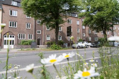 Etagenwohnung in Hamburg  - Alsterdorf