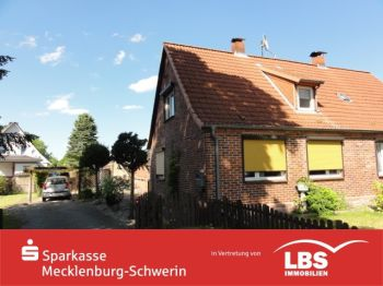 Doppelhaushälfte in Grabow
