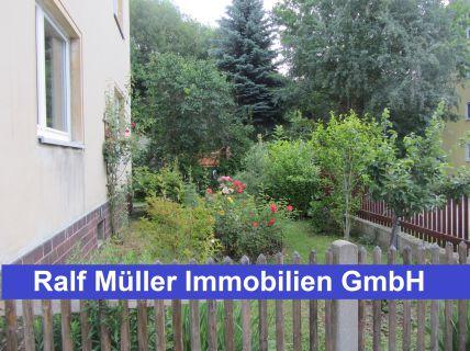 NEU!! +++ 3-Raum-EG-Wohnung mit Hausgarten! +++ NEU!!