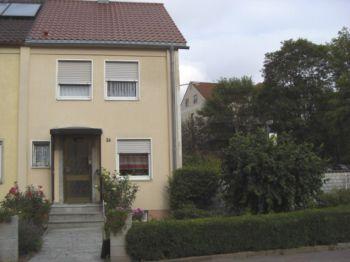 Reihenendhaus in Augsburg  - Haunstetten