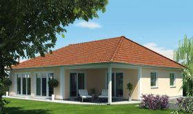 Bungalow in Weesby
