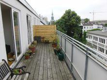 Dachgeschosswohnung in Hamburg  - St. Georg