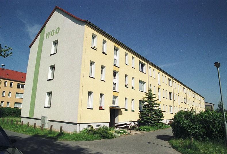 Wir erstatten Ihre Umzugskosten sanierte 4 R WE m Balkon Rothenburg - Wohnung mieten - Bild 1