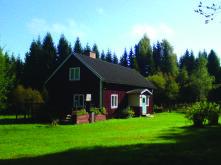 Ferienhaus in BJURAKER