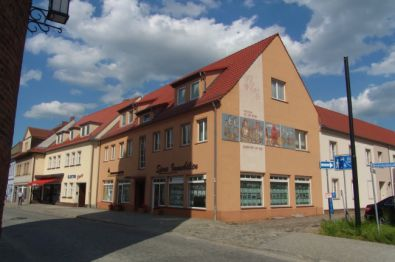 Etagenwohnung in Beeskow  - Beeskow