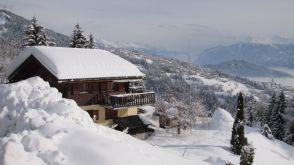 Ferienhaus in Savièse