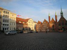 Erdgeschosswohnung in Lübeck  - Innenstadt