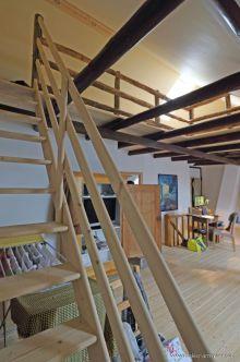 Dachgeschosswohnung in Hage  - Hage