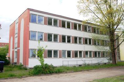 Mehrfamilienhaus in Schwedt  - Zentrum