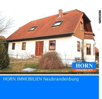 Einfamilienhaus in Woggersin
