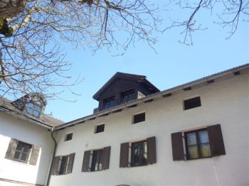 Dachgeschosswohnung in Burghausen  - Burghausen