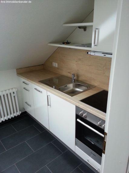 Gehoben und großzügig ausgestattete 2-Zimmer-Dachgeschoß-Wohnung mit...