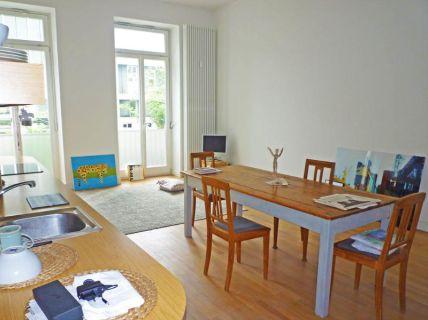 Urbane Wohnung in Pöseldorf