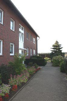 Dachgeschosswohnung in Wesel  - Flüren