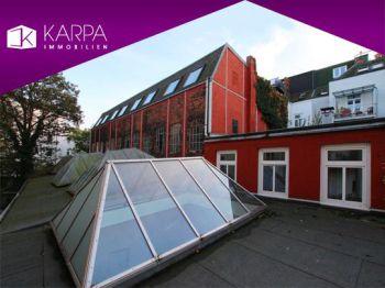 Büro- und Lagergebäude in Hamburg  - Ottensen