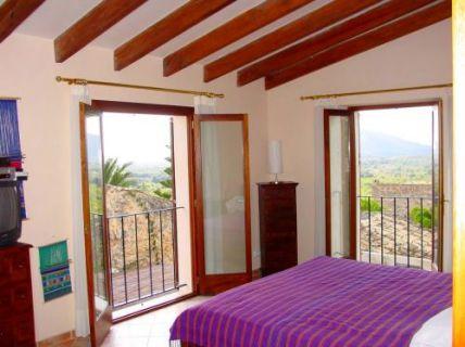 Mallorca - Gelegenheit! Renoviertes Stadthaus in Künstlerort