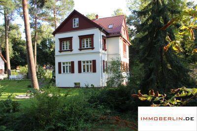 IMMOBERLIN: Traumhafte Villa in Toplage – wohnliches Baudenkmal zur Miete