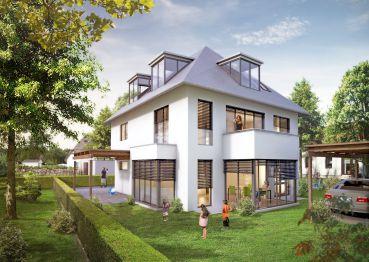 Zweifamilienhaus in München  - Hadern