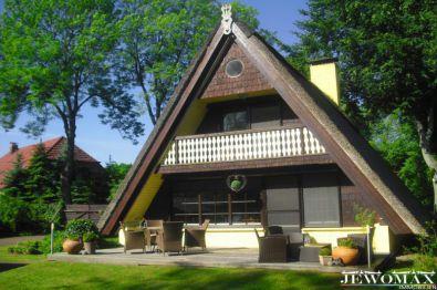 Reetdachhaus in Probst Jesar