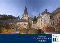 Schloss in Belgien