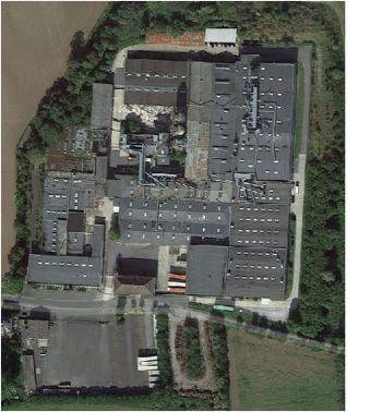 Produktionsfläche in Oelde  - Stromberg