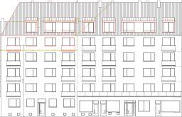 Dachgeschosswohnung in Hamburg  - Hoheluft-West