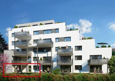 Erdgeschosswohnung in Leonberg  - Eltingen