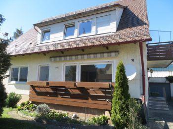 Einfamilienhaus in Bad Windsheim  - Bad Windsheim