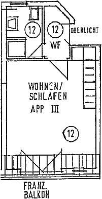Etagenwohnung in Biberach  - Biberach