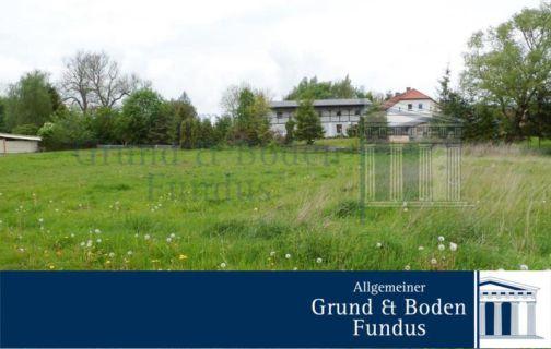 AGBF: Baugrundstück in Marlow nahe Ostsee