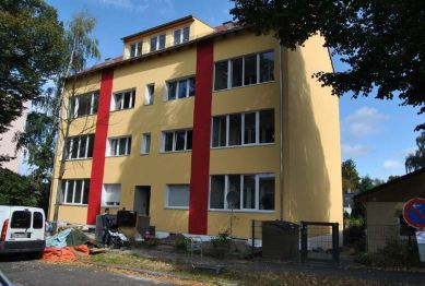 Mehrfamilienhaus in Berlin  - Heinersdorf
