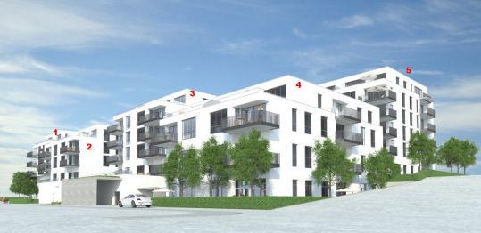 Penthouse in Friedrichshafen  - Fischbach